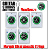 More images of Martin Authentic Acoustic Marquis Silked Phosphor Acoustic Guitar Strings