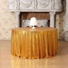 Sequins Tablecloth For Banquet Wedding Table Decor Pretty Attractive Party 2018