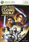"Star Wars: The Clone Wars - Republic Heroes Microsoft Xbox 360 2009 Sealed ""NEW"""
