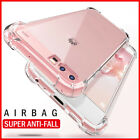 Shockproof Silicone Clear Phone Case For Huawei P30 Mate 20 Lite Y9 P Smart 2019