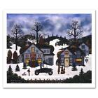 """Jane Wooster Scott """"Innocent Times"""" Signed Limited Edition Lithograph on Paper"""