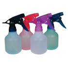 Tolco Empty Spray Bottle 8oz Assorted Frosted Colors Pick your Color !