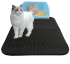 Pet Cat Trap Litter Mat Double Layered Smooth Breathable Surface