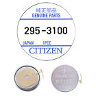Citizen & Seiko Watch Battery Capacitors Replacement Parts Repair Service - NEW!