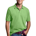 Men's Polo Shirt Dri-Fit Golf Sports Plain Cotton Jersey T Shirt Short Sleeve