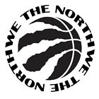 MTech -We The North Toronto 2019 Raptors NBA Basketball Beautiful Decal Sticker on eBay