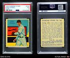 1935-36 Diamond Stars 1935 Diamond Stars #100 Earl Averill  Indians PSA 5 - EXBaseball Cards - 213