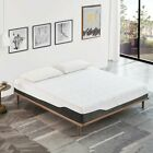 "Spring Foam Mattress 10"" 12"" inch Memory Foam Bed Comfortable Queen King Bedroom image"