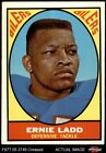 1967 Topps #58 Ernie Ladd Oilers VG $16.0 USD on eBay