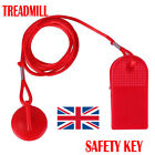 Universal NEW RED Safety Key FOR Treadmil Magnetic Security Switch Lock SAFE KEY