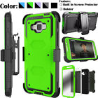 For Samsung Galaxy J2 Prime/Grand Prime Screen Protector Case With Clip Holster