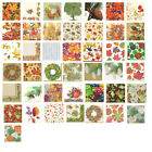 Autumn leaves napkins 4 individual napkins ideal for decoupage free post