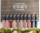 mac retro matte liquid lipcolour lipstick choose your shade new in box