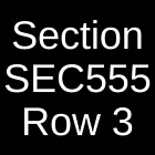 3 Tickets Chicago Cubs @ Chicago White Sox 7/6/19 Chicago, IL on Ebay