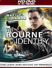 The Bourne Identity HD-DVD, 2007 BRAND NEW FACTORY SEALED