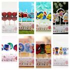 Children Cartoon Birthday Candles (27 To PICK From)