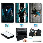 San Jose Sharks Leather Women Wallet Coin Purse Card Holder $13.99 USD on eBay