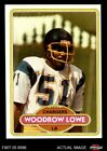 1980 Topps #68 Woodrow Lowe Chargers EX/MT $2.2 USD on eBay