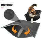 F578 EVA Cat Litter Pad Double Layer Feeding Mats Waterproof