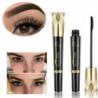 4D Silk Fiber Mascara Eyelash Waterproof Extension Volume Long Lasting Beauty