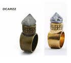 Star Wars Snoke's Ring with Natural Stone, Obsidian from Catacombs Beneath Darth $14.0 USD on eBay