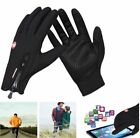 Womens Men Smartphone Screen Touch Gloves Thermal Warm Driving Gloves Outdoor