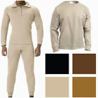 Kyпить ECWCS Military Fleece Thermals Extra Warm Winter Underwear Long Johns Base Layer на еВаy.соm