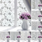 1PC Window Film Opaque Frosted Glass Films Adhesive Window Home Decor 45*100cm