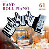 More images of AF6A 61K2 Roll Up Piano 61 Key Beginner Keyboard Instruments