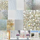 PVC Frosted Self-Adhesive Window Glass Film Paper Sticker Privacy Protection