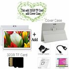 Tablet pc 10 inch Original Design 3G Phone Call Android 7.0 Quad Core 4G 32G