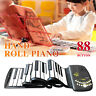 More images of 6A92 D88K10 Electronic Organ Flexible 88 Key Musical Instruments Roll Up Piano