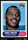 1968 Topps #200 Ernie Wright Bengals EX/MT $3.25 USD on eBay
