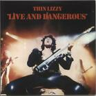 Thin Lizzy Live And Dangerous - 180gm ... 2-LP  (Double ) UK