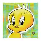 "Looney Tunes ""Tweety Bird"" Numbered Limited Edition Animation Art Canvas; COA"