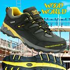 Woodworld WW7lo Safety Trainer Shoe Steel Toecap Toe Cap Work Mens Sizes 6-13