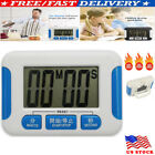 Digital LCD Large Kitchen Cooking Timer Count-Down Up Clock Loud Alarm Magnetic