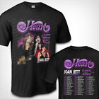Heart Love Alive Tour Featuring Joan Jett 2019 T shirt S to 3XL MEN'S  image
