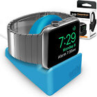 Apple Watch iWatch Stand Mount Holder Nightstand Charging 38mm 40m 42mm 44mm NEW