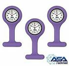 New Year gift for nurses Watch W/Pin/Clip-Infection Control Brooch Fob Watch 3