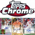 Pick your cards - Lot - 2019 Topps Chrome stars, rookies, parallels & refractors