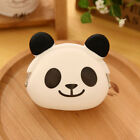 Kids Silicone Cartoon Animal Hasp Clutch Change Coin Purse Mini Wallet Bag Case