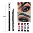 Tattoo Brow Microblade Pen Four Eyebrow Tattoo Pen Waterproof Fork Tip Sketch 41
