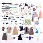 *YOU PICK* AUTHENTIC Vintage Star Wars Weapons Clothing Capes Accessories Kenner $7.45 USD on eBay