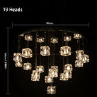 Comtemporary LED Ice Crystal Lighting Dining Room Chanselier Living Room Pendant