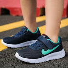 Kids Running Shoes Lightweight Breathable Casual Athletic Walking Sneakers US