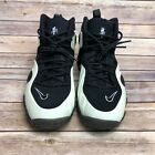 BQ3379-100 Nike Zoom Rookie Glow In The Dark White Black Mens Shoes