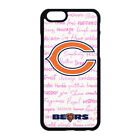 CHICAGO BEARS PHONE CASE COVER FOR IPHONE XS MAX XR X 4 S 5 5C 6 7 8 PLUS $14.99 USD on eBay