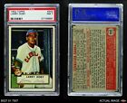 1952 Topps #243 Larry Doby Indians PSA 7 - NM