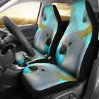 Cockatoo Parrot Print Car Seat Covers-Free Shipping